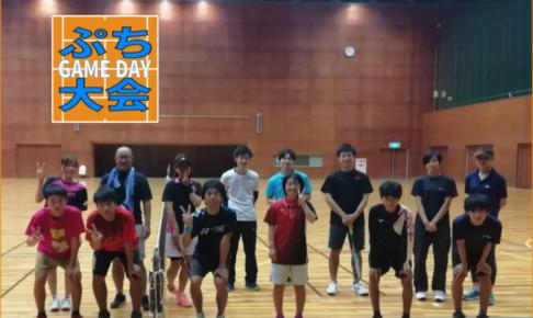 2019/10/22(火祝)ソフトテニス 初級者・ぷち大会
