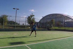 2019/09/15(日) ソフトテニス・個別練習会