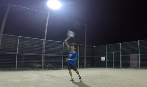 2019/09/15(日) ソフトテニス・個別練習会(個人レッスン)