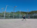 2019/09/16(月祝) ソフトテニス・個別練習会