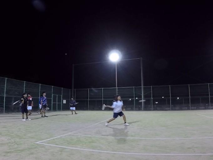 2019/09/27(金) ソフトテニス練習会@滋賀県