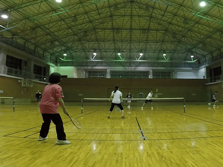 2019/10/23(水) スポンジボールテニス@滋賀県