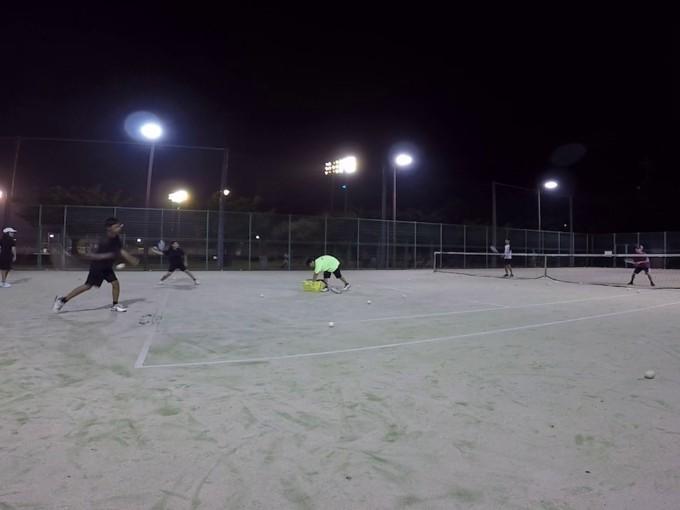 2019/08/17(土) ソフトテニス・初級者練習会@滋賀県