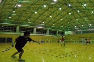 2019/08/07(水)スポンジボールテニス@滋賀県