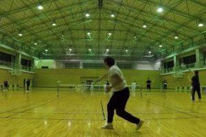 2019/08/28(水)スポンジボールテニス@滋賀県