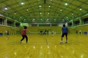 2019/09/04(水)スポンジボールテニス@滋賀県