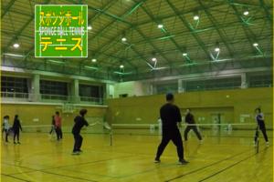 2019/12/11(水) スポンジボールテニス@滋賀県