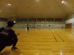 2020/01/17(木) ソフトテニス・平日練習会@滋賀県