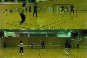 2020/01/15(水) スポンジボールテニス@滋賀県