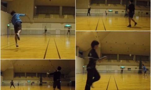 2020/02/14(金)ソフトテニス・平日練/習会@滋賀県
