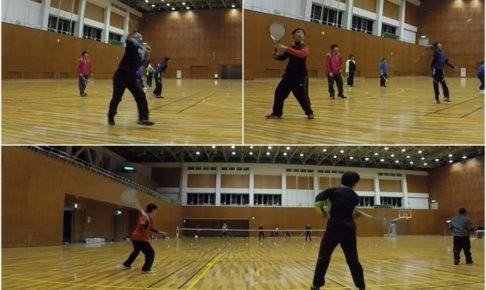 2020/02/10(月) ソフトテニス練習会@滋賀県