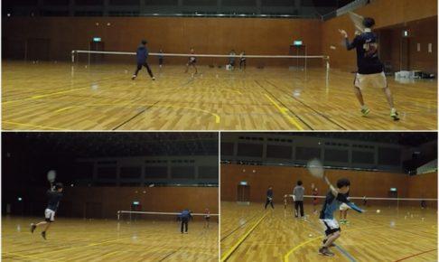 2020/02/17(月) ソフトテニス練習会@滋賀県