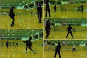 2020/02/12(水) スポンジボールテニス@滋賀県