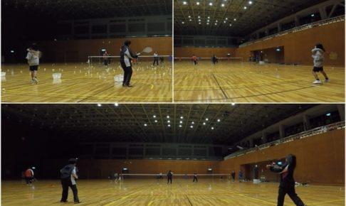 2020/02/08(土) ソフトテニス・初級者練習会@滋賀県