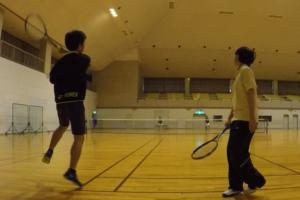 2020/03/06(金) ソフトテニス・平日練習会@滋賀県