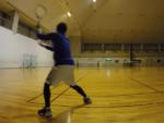 2020/03/13(金) ソフトテニス・平日練習会@滋賀県