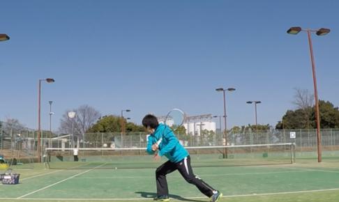 2020/02/24(月祝) ソフトテニス・個別練習会 個人レッスン