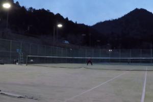 2020/03/07(土) ソフトテニス・個別練習会