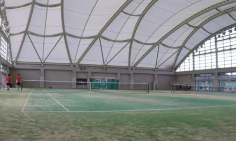 2020/03/09(月) ソフトテニス・個別練習会 ひばり公園ドーム