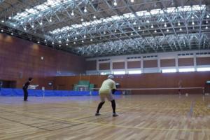 2020/03/23(月) ソフトテニス・個別練習会