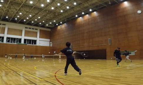 2020/03/10(火) ソフトテニス練習会@滋賀県