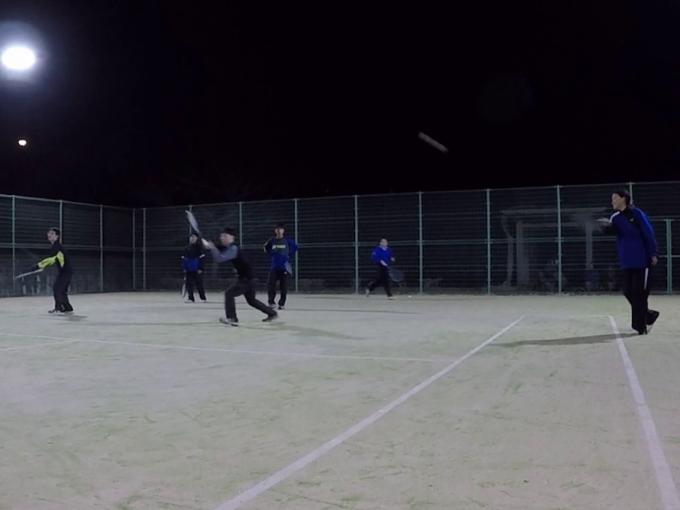 2020/03/13(金) ソフトテニス練習会@滋賀県