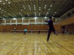 2020/03/17(火) ソフトテニス練習会@滋賀県