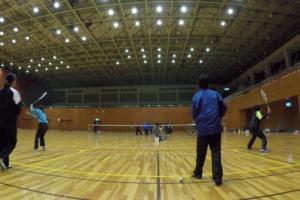 2020/03/23(月) ソフトテニス練習会@滋賀県