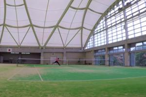 2020/04/01(水) ソフトテニス・個別練習会