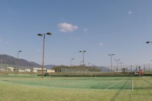 2020/04/06(月) ソフトテニス・個別練習会 ひばり公園