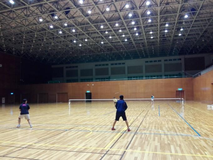 2016/05/10(火) ソフトテニス練習会@滋賀県
