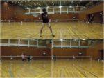 2020/03/31(火) ソフトテニス練習会@滋賀県