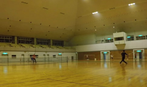 2020/04/03(金) ソフトテニス練習会@滋賀県