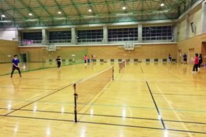 滋賀県近江八幡市 サンビレッジ近江八幡・体育館