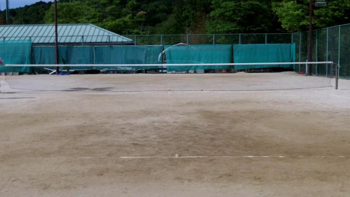 滋賀県近江八幡市安土杯ソフトテニス大会2014