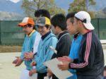 滋賀県野洲市ソフトテニス春季2013