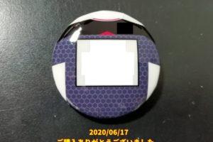 愛知県からのご注文ありがとうございました。【くるみボタンで手作り缶バッジ】