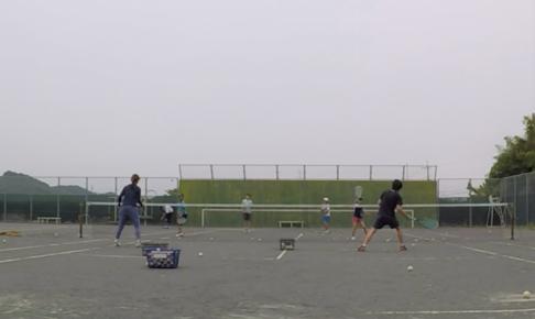 2020/06/06(土) ソフトテニス・未経験者練習会