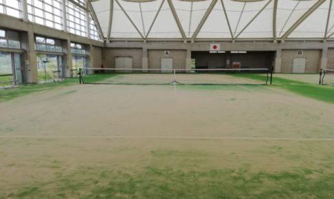 2020/06/03(水) ソフトテニス・個別練習会 ひばり公園ドーム
