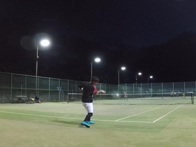 2020/06/19(金) ソフトテニス練習会