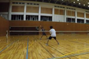 2020/06/22(月) ソフトテニス練習会