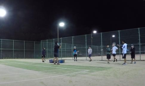 2020/06/06(土) ソフトテニス・初級者練習会