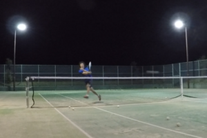 2020/07/02(木) ソフトテニス・個別練習会