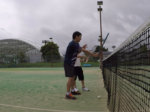 2020/07/23(木祝) ソフトテニス・個別練習会