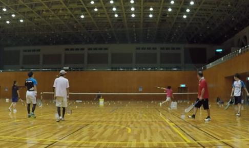 2020/07/07(火) ソフトテニス練習会