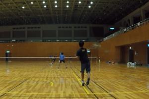 2020/07/13(月) ソフトテニス練習会