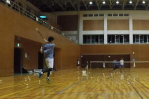 2020/07/20(月) ソフトテニス練習会