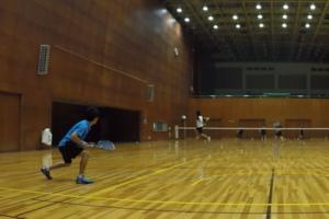 2020/07/21(火) ソフトテニス練習会