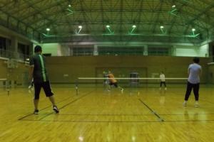 2020/07/15(水) スポンジボールテニス/ショートテニス