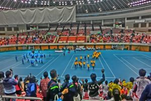 ソフトテニス ルーセントカップ全日本社会人学生対抗2013